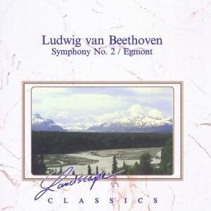 Ludwig van Beethoven: Sinfonie Nr. 2, D-Dur, op. 36 - Ouverture Egmont, op. 84