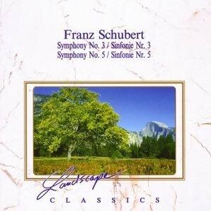 Franz Schubert: Sinfonie Nr. 3, D-Dur - Sinfonie Nr. 5, B-Dur