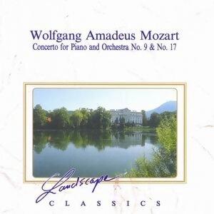 Wolfgang Amadeus Mozart: Konzert für Klavier & Orchester Nr. 9, Es-Dur, KV271 - Konzert für Klavier & Orchester Nr. 17, G-Dur, KV453