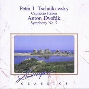 Peter I. Tschaikowsky: Capriccio Italien, op. 45 & Anton Dvorák: Sinfonie Nr. 9, E-Moll, op. 95