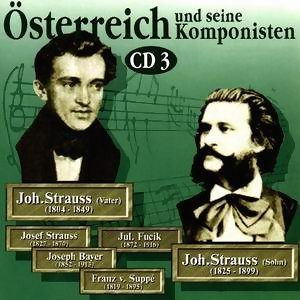 Österreich und seine Komponisten Vol. 3