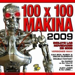 100 x 100 Makina 2009