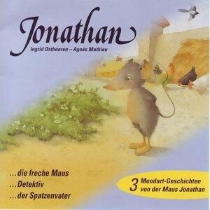 3 Mundart-Geschichten von der Maus Jonathan