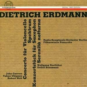 Dietrich Erdmann: Solokonzerte