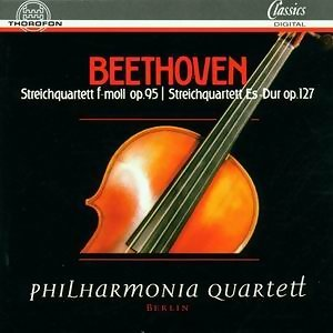 Ludwig van Beethoven: Streichquartette