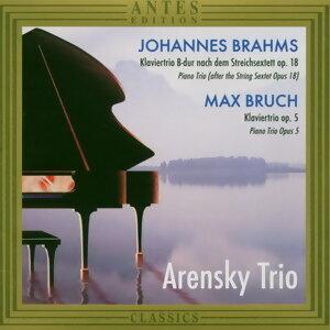 Johannes Brahms, Max BruchJohannes Brahms, Max Bruch