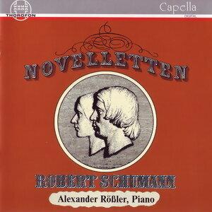 Robert Schumann: Noveletten