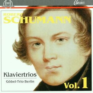 Robert Schumann: Klaviertrios Vol. 1