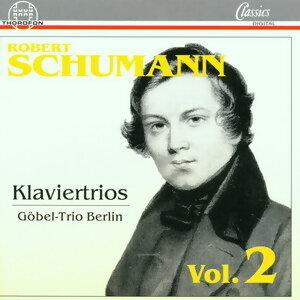 Robert Schumann: Klaviertrios Vol. 2