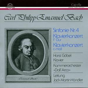 Carl Philipp Emanuel Bach: Klavierkonzerte