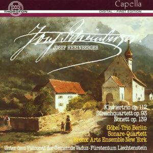 Josef Rheinberger: Kammermusik