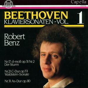 Ludwig van Beethoven: Klaviersonaten Vol. 1