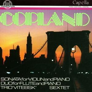 Aaron Copland: Kammermusik