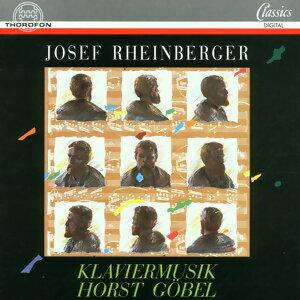 Josef Rheinberger: Klavierwerke