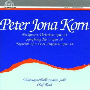 Peter J. Korn: Orchesterwerke