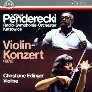 Krzysztof Penderecki: Violinkonzert
