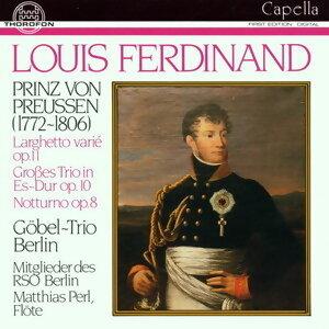 Louis Ferdinand Prinz von Preußen