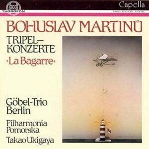 Bohuslav Martinu: Tripelkonzerte
