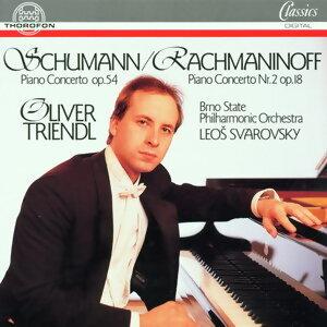 Robert Schumann: Klavierkonzert, A-Moll, op. 54 - Sergej Rachmaninoff: Klavierkonzert Nr. 2, C-Moll, op. 18