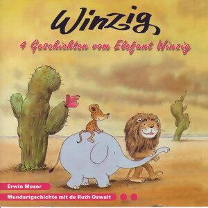 WINZIG 4 Geschichten vom Elefant Winzig - Schweizer Mundart