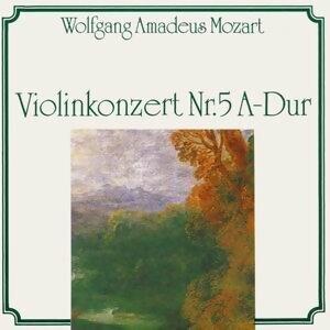 Wolfgang Amadeus Mozart: Violinkonzert Nr. 5 A-Dur