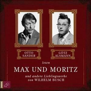 Max und Moritz und andere Lieblingswerke von Wilhelm Busch