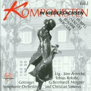 Komponisten in Niedersachsen Vol. 1