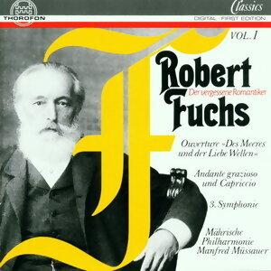 Robert Fuchs: Orchesterwerke Vol. I