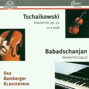 Tchaikowsky & Babadschanjan: Klaviertrios