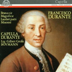 Francesco Durante: Kammermusik