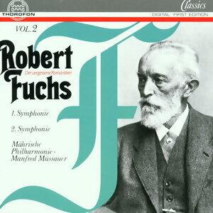 Robert Fuchs: Erste Symphonie in C-Dur, op. 37, Zweite Symphonie in Es-Dur, op. 45