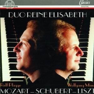Mozart, Schubert, Liszt