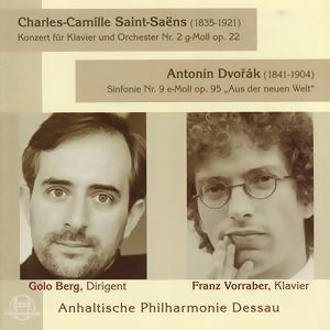 Charles-Camille Saint-Saëns, Antonín Dvorák