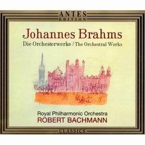 Johannes Brahms: Orchesterwerke 1 - 4