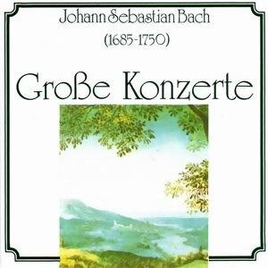 Johann Sebastian Bach: Grosse Orgelwerke