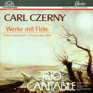 Carl Czerny: Werke mit Flöte