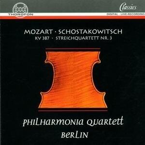 Wolfgang Amadeus Mozart, Dimitri Schostakowitsch