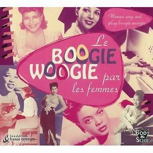 Women Sing And Play Boogie Woogie