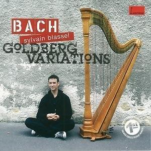 BLASSEL - BACH: VARIATIONS GOLDBERG(豎琴上的郭德堡-巴哈郭德堡變奏曲(世界首演錄音))