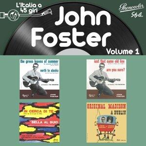L'Italia a 45 Giri: John Foster Vol.1