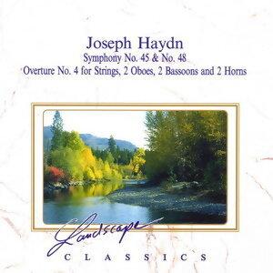 Joseph Haydn: Sinfonie Nr. 45, Fis-Moll & Sinfonie Nr. 48, C-Dur