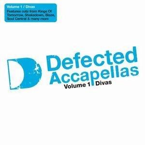 Defected Acapellas 1: Diva Acapellas