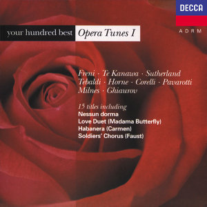 Your Hundred Best Opera Tunes I (歌劇名曲點播100首 CD1)