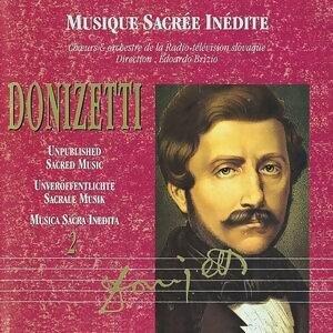 Musica Sacra Enedita: Gaetano Donizetti Vol. 2