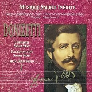 Musica Sacra Inedita: Gaetano Donizetti Vol. 1