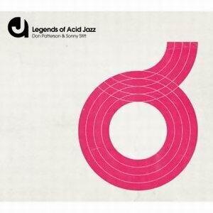 Legends Of Acid Jazz: Sonny Stitt And Don Patterson, Vol. 2 - International Package Re-Design