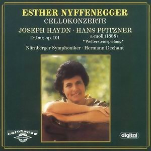 Hans Pfitzner & Joseph Haydn: Concertos for Cello and Orchestra