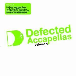 Defected Accapellas Volume 4