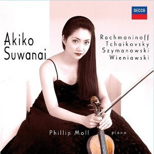 Akiko Suwanai - Melody (諏訪內晶子 - 絕美旋律)