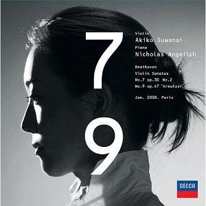 Beethoven: Violin Sonata Nos.7&9 (貝多芬:小提琴奏鳴曲,第7&9號「克羅采」)